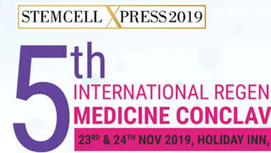 International Regenerative Medicine Conclave 2019